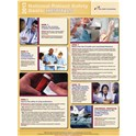 2013 National Patient Safety Goals for Hospitals posters, large size
