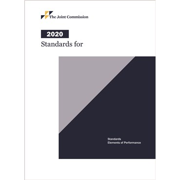 2020 Accreditation Standards Books