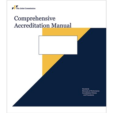 2021 Comprehensive Accreditation Manuals