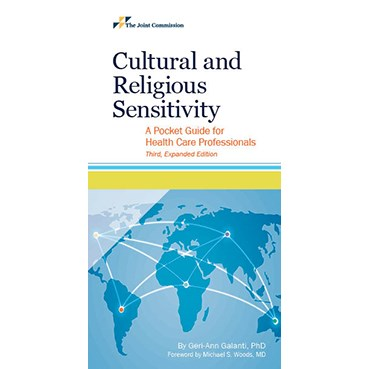 Cultural and Religious Sensitivity A Pocket Guide for Health Care Professionals Expanded Third Editi