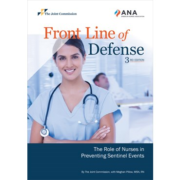 Front Line of Defense Third Edition