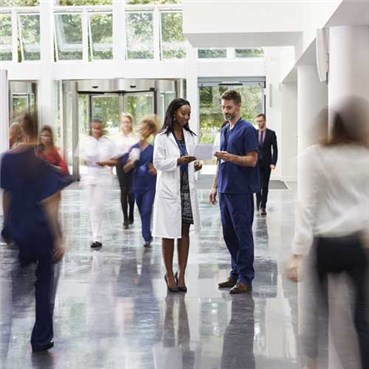2021 Hospital Executive Briefing On-Demand