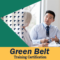 The Center  Green Belt Certification Training Program Spring 2020 Individual Attendee