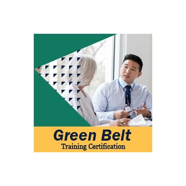 The Center  Green Belt Certification Training Program Spring 2021 Individual Attendee